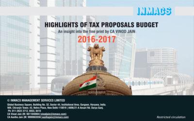 Highlights of Union Budget 2016-2017